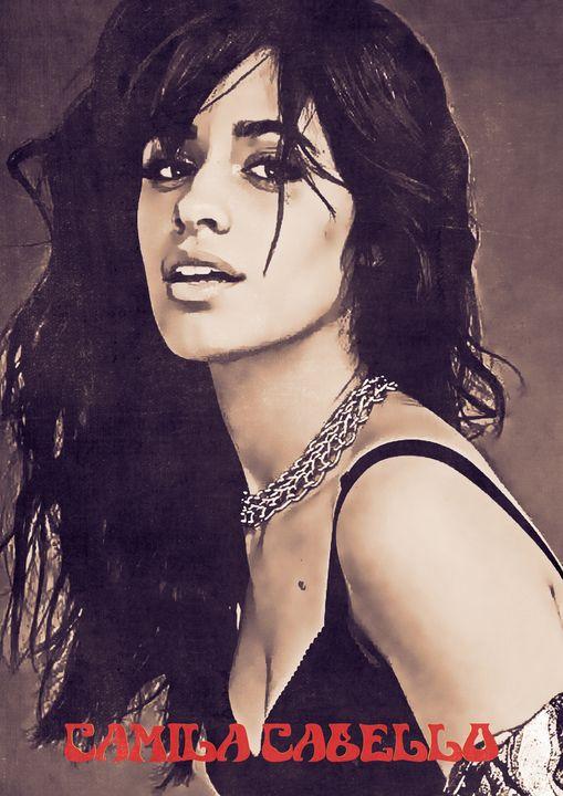 Camila Cabello - Anxhela Sufa