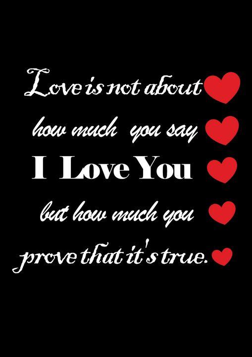 Love Quote - Anxhela Sufa
