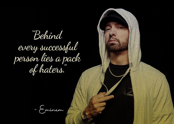 Eminem Quote - Anxhela Sufa