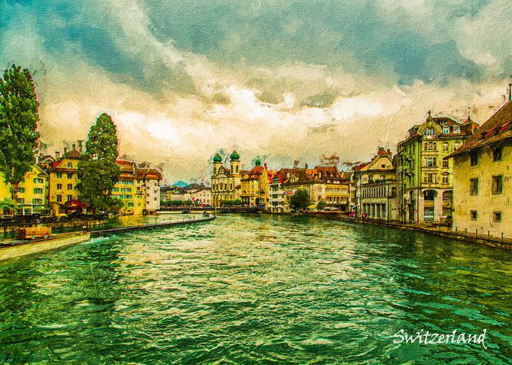 Switzerland - Anxhela Sufa