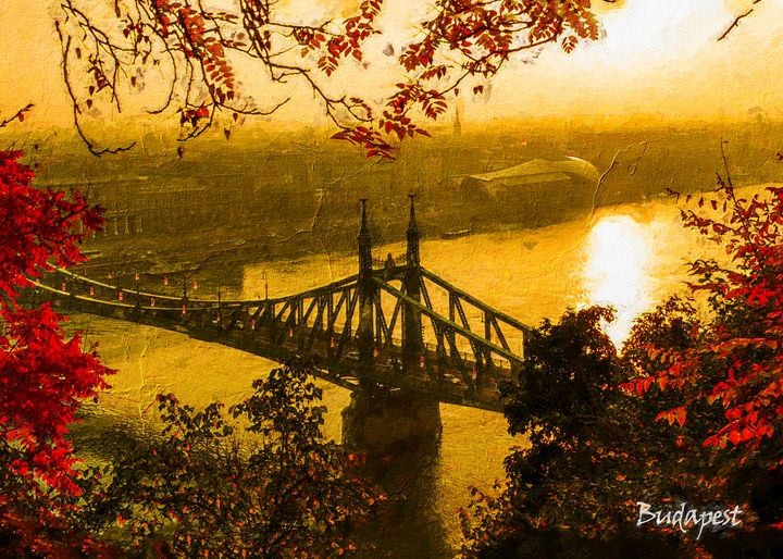 Budapest - Anxhela Sufa
