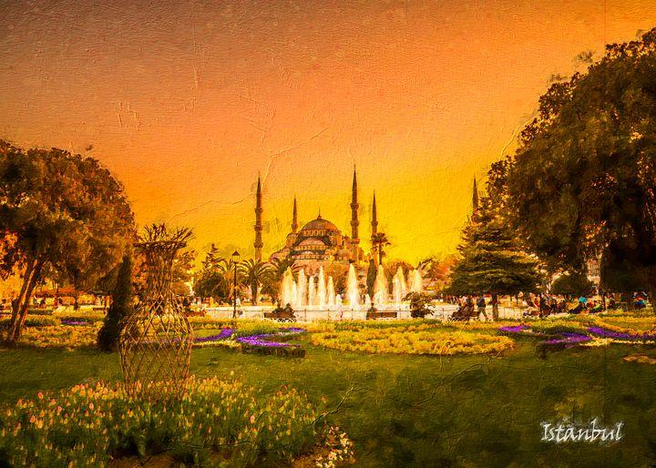 Istanbul - Anxhela Sufa
