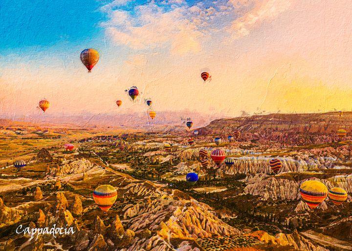 Cappadocia - Anxhela Sufa