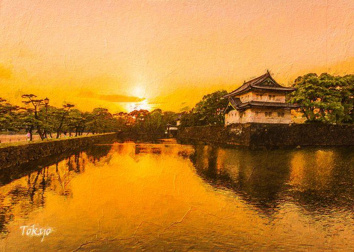 Tokyo - Anxhela Sufa