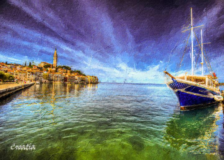 Croatia - Anxhela Sufa