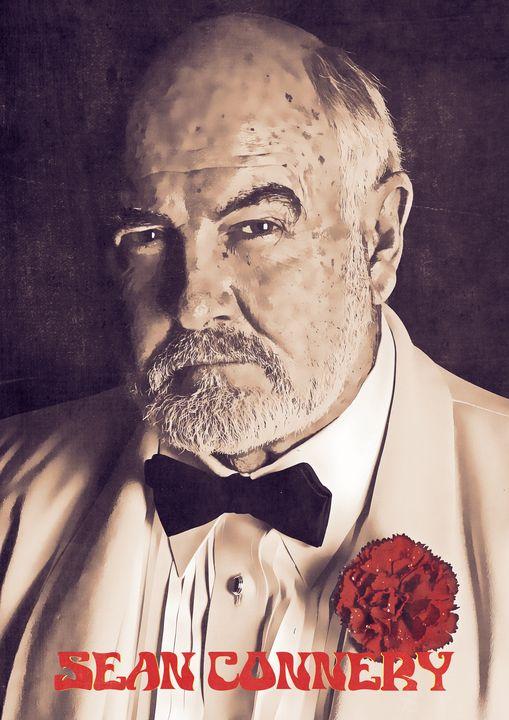 Sean Connery - Anxhela Sufa