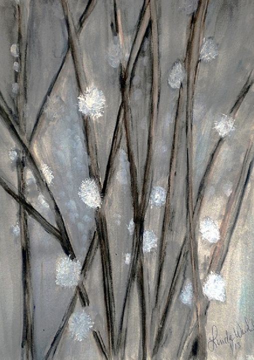 Pussy Willows - Linda Waidelich
