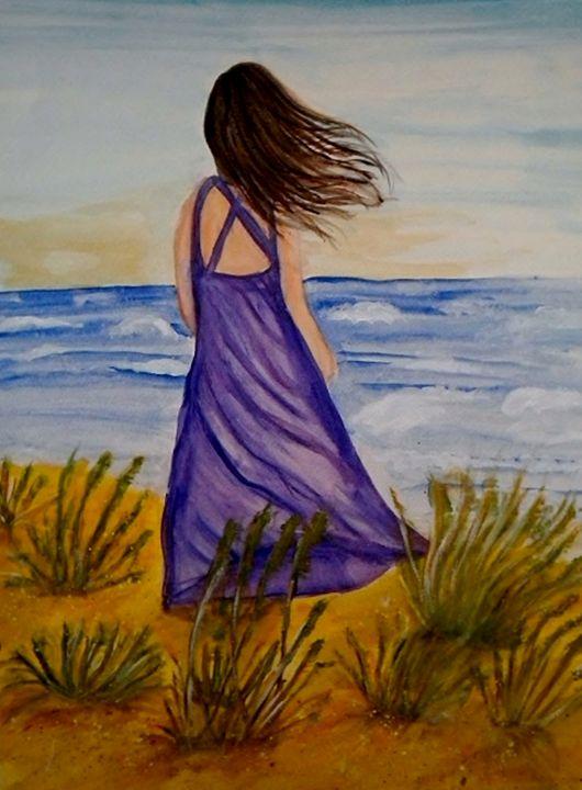 Letting Go - Linda Waidelich