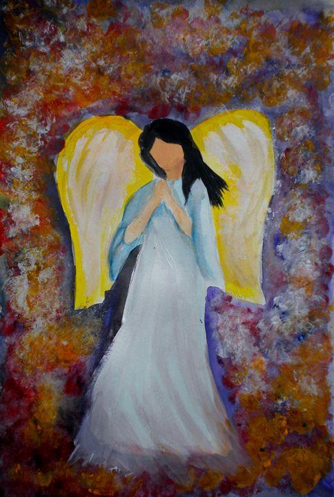 Grateful Angel - Linda Waidelich
