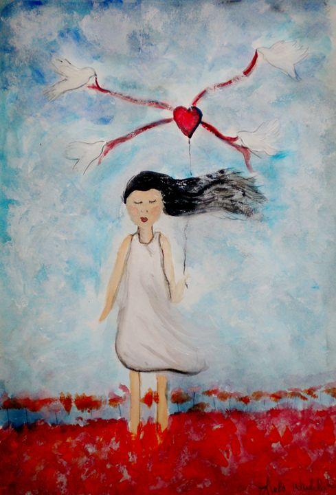 Love Soars - Linda Waidelich