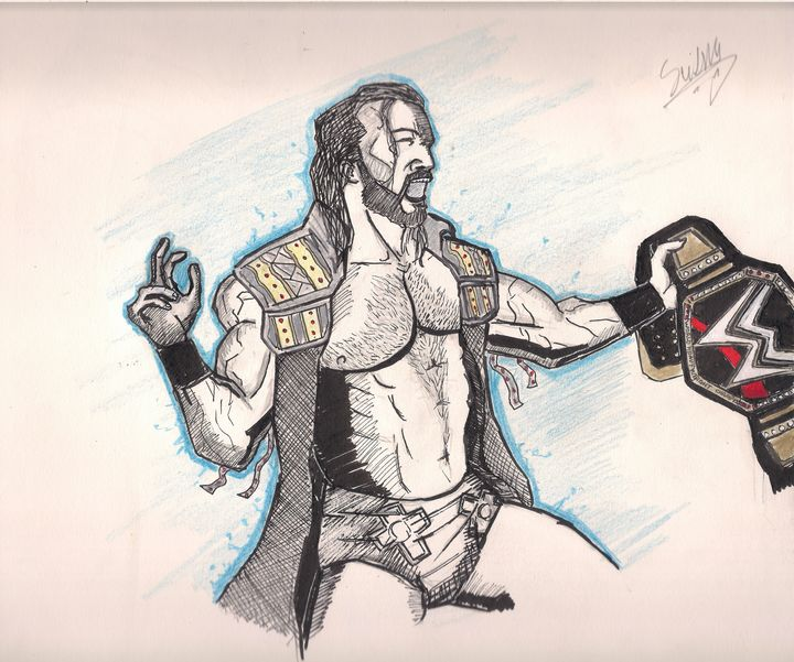 Drew McIntyre: Champion - Physicality