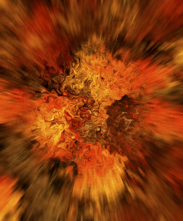 big band - fiery cloud - Art Gallery