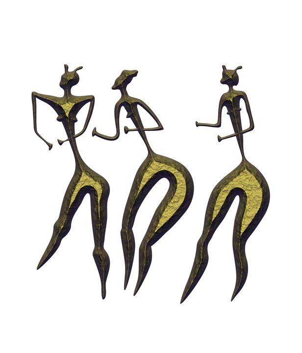 three women - Art Gallery