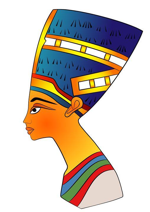Nefertiti - Queen of Ancient Egypt - Art Gallery