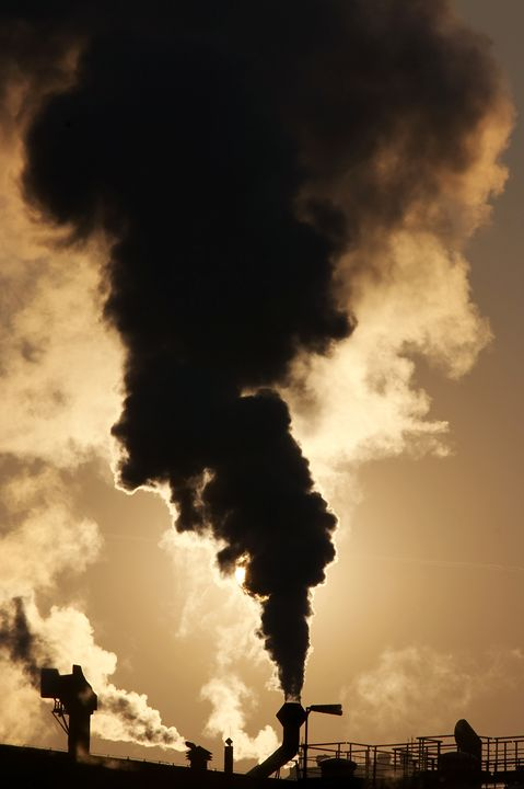 gaseous air pollution - Art Gallery