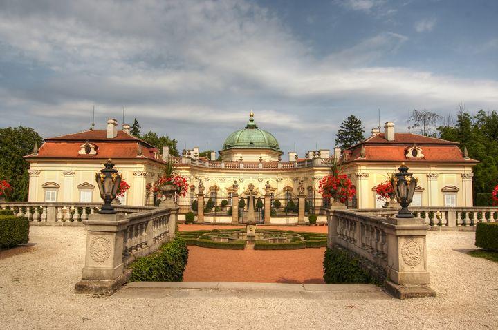 Buchlovice castle - Art Gallery
