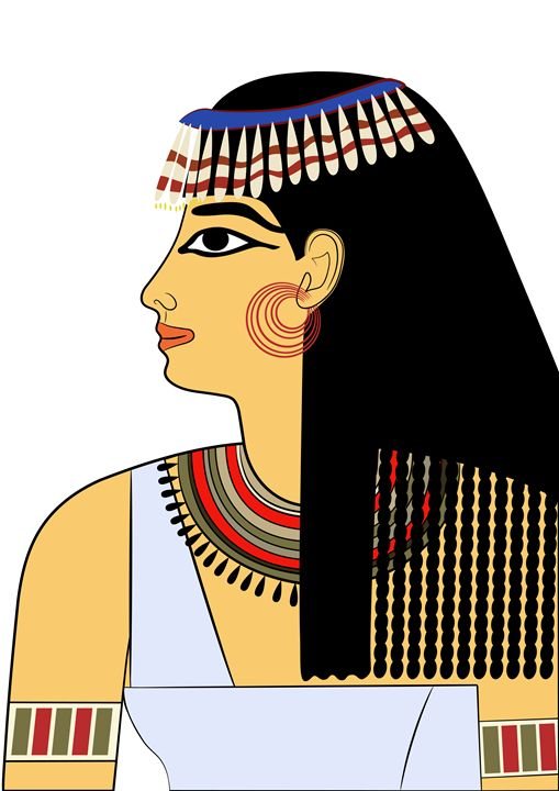 Woman of Ancient Egypt - Art Gallery