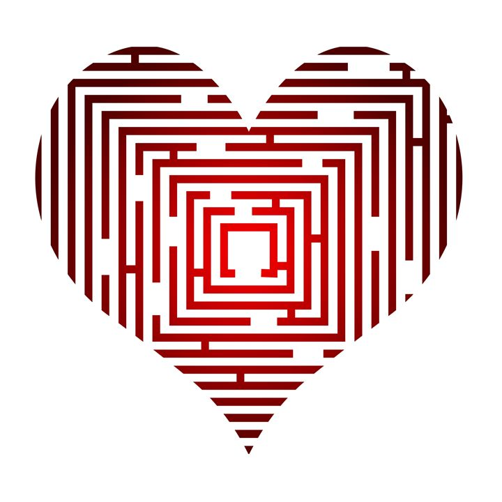 maze in the heart - Art Gallery