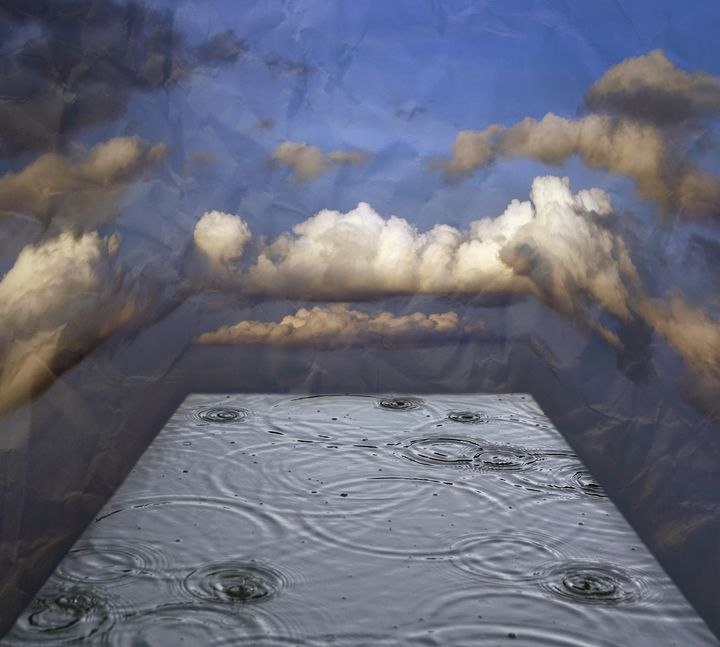 rainy day - Art Gallery