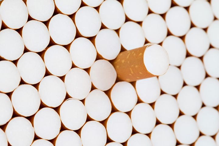 filters of cigarettes - Art Gallery