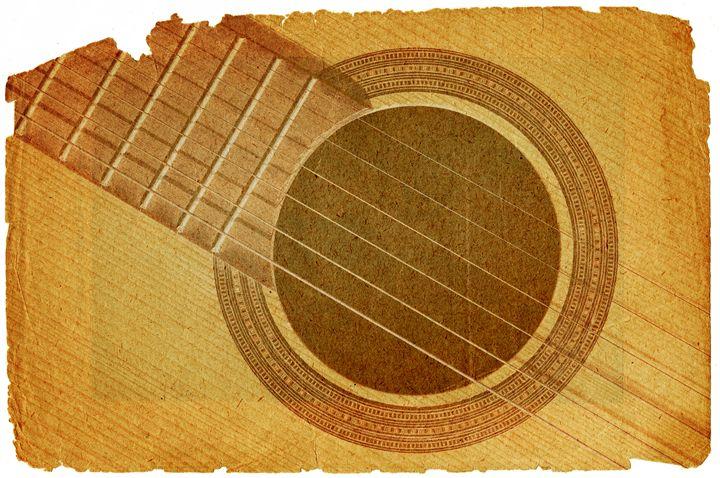 guitar - Art Gallery