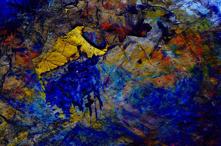 Abstract composition - Art Gallery