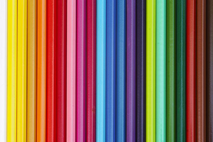 coloured pencils - Art Gallery