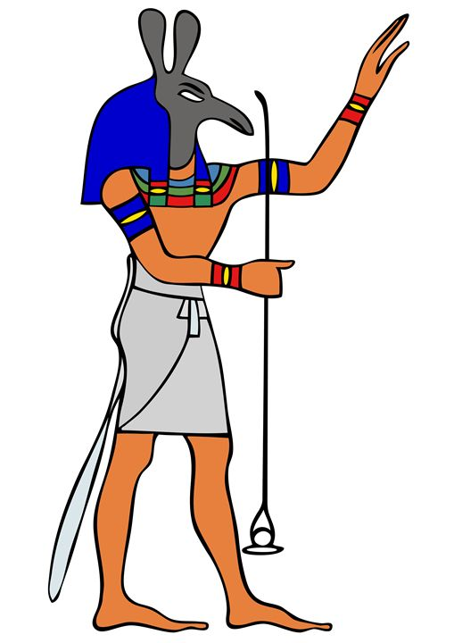 God of Ancient Egypt - Seth - Art Gallery