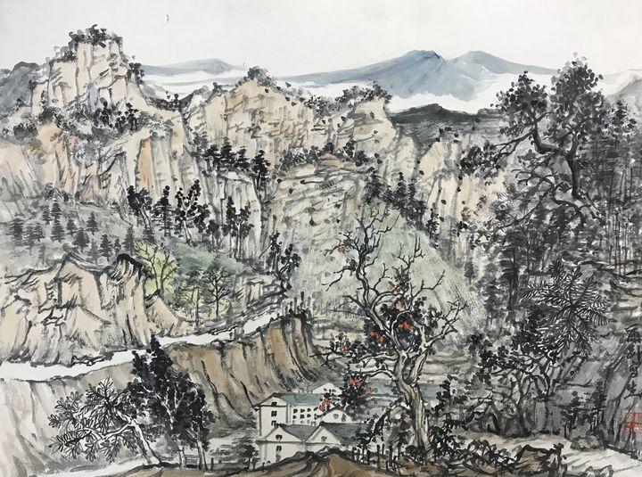 mountain series 6 - XieGang