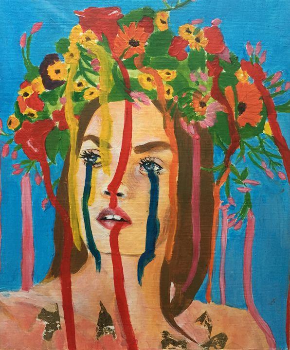 Frida - Courtney Corner