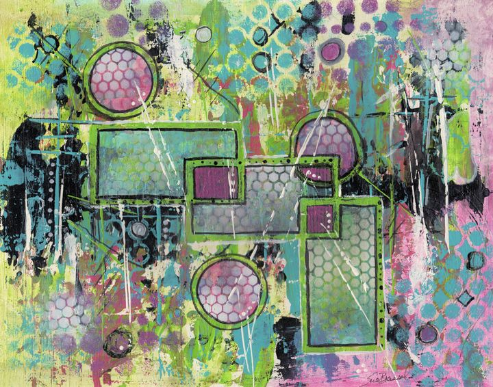 Abstract 01 - Sue Brassel