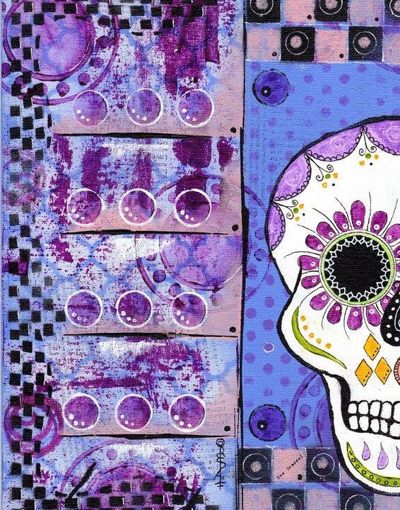 Sugar Skull - Sue Brassel