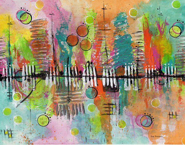 Abstract 07 - Sue Brassel