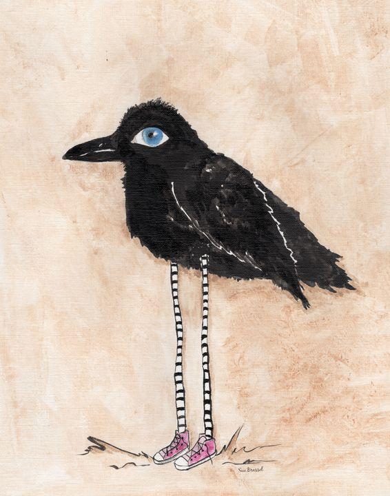 Dirk the Raven - Sue Brassel