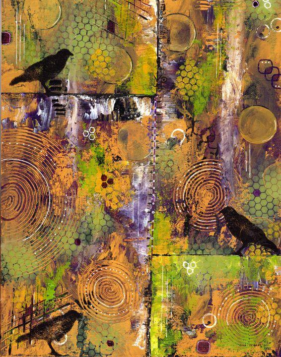 Three Little Birds - Sue Brassel