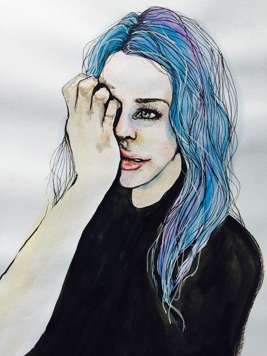 Shy - Maya Antoni