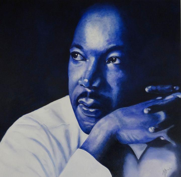 I have a dream - Mel Davies Original Art