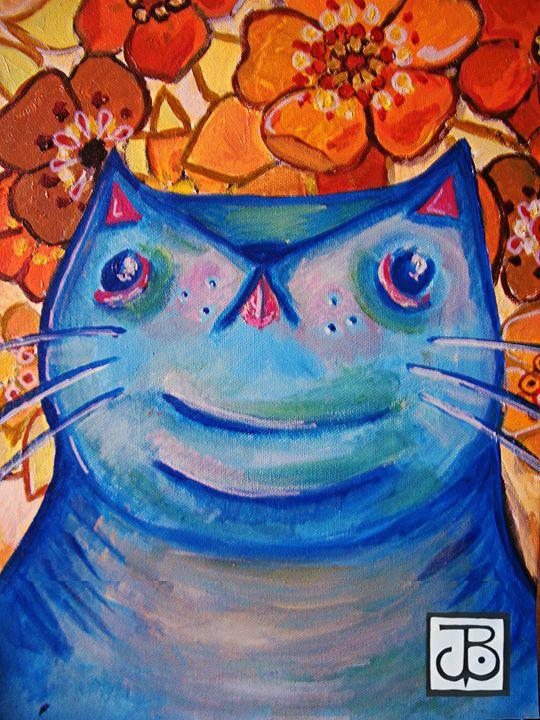 Orange Cat - JTB