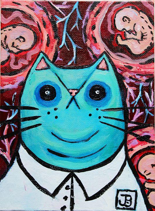 Doctor Cat - JTB