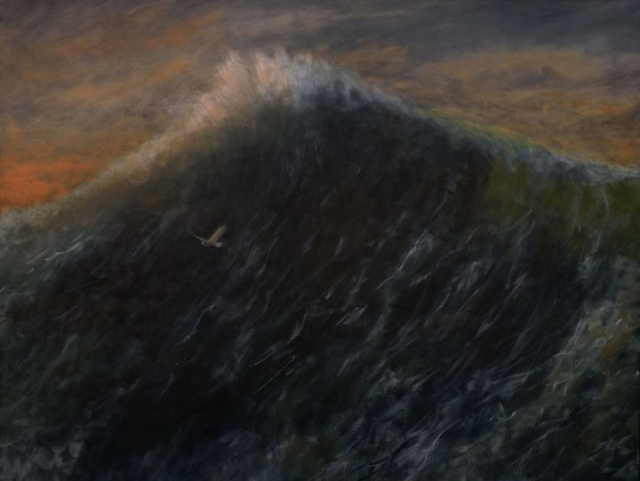 Rogue Wave - lawrence mccarthy