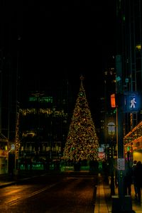 Christmas in the burgh