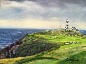 Old head - Ian Scott-Taylor Fine Art