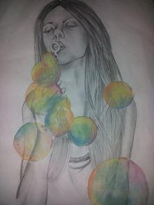 Bubble simphony