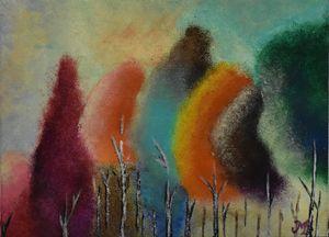 Trees - M.Bella Tsang