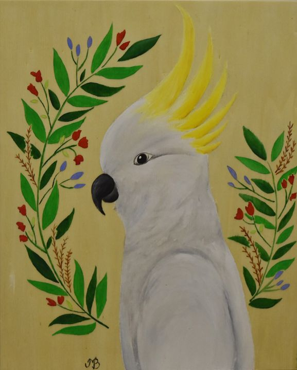 Parrot - M.Bella Tsang