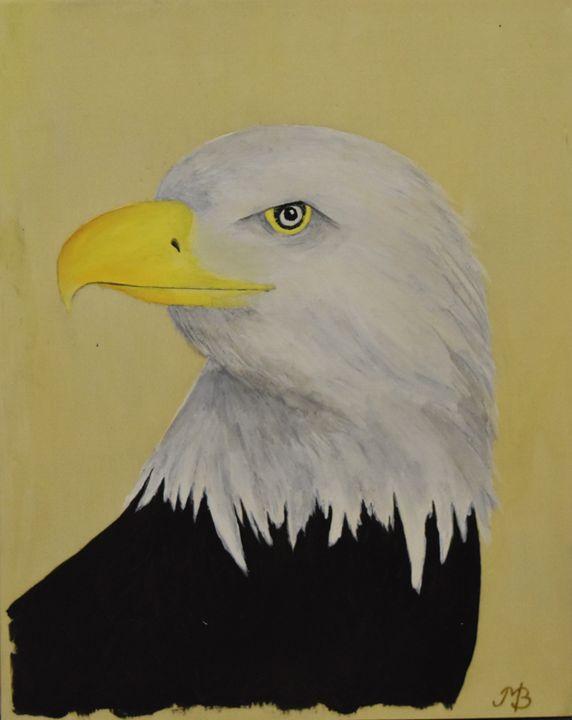Eagle - M.Bella Tsang
