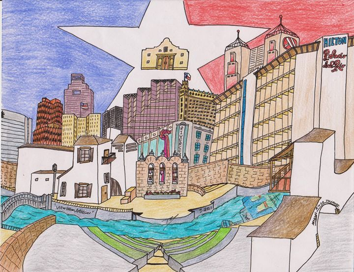 VIEW FROM THE ARNESON - Timothy McVain's ART