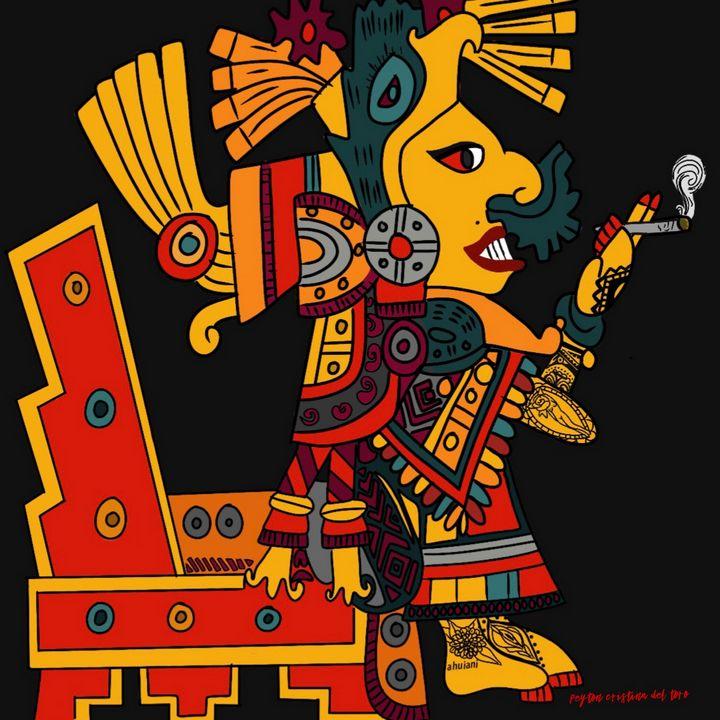 Xochiquetzal Chingona-fied - Peyton Del Toro