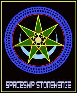 Spaceship Stonehenge - AnaLuxMundi