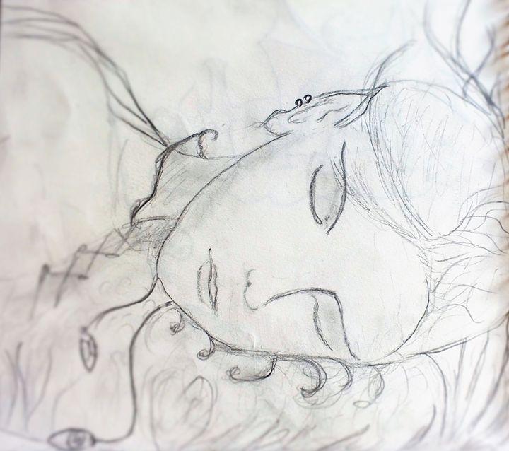 the sleeper - Ruby Cragg